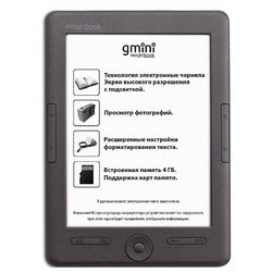 Gmini MagicBook W6HD (черный) :::