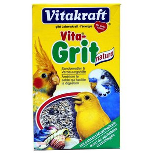 Песок Vitakraft Vita-Grit Nature 0.3 кг