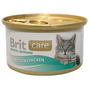 Brit Care Kitten Chicken (0.08 кг) 1 шт.