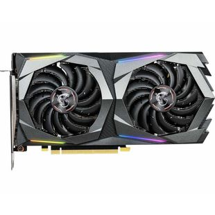 MSI GeForce GTX 1660Ti 1536MHz PCI-E 3.0 6144MB 12000MHz 192 bit HDMI HDCP Gaming (GTX 1660 TI GAMING 6G) RTL