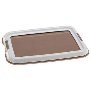 Туалет для собак Ferplast Hygienic Pad Tray Small 49х36х4 см