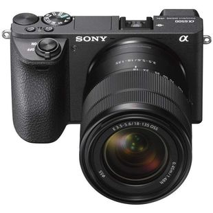 Sony Alpha ILCE-6500 Kit (черный)