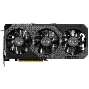 ASUS GeForce GTX 1660 Super 1530Mhz PCI-E 3.0 6144Mb 14002Mhz 192bit DisplayPort HDMI HDCP TUF GAMING (TUF 3-GTX1660S-A6G-GAMING) RTL