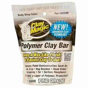 Неабразивная глина Auto Magic Clay Magic Polimer, 0.2 кг