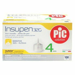 Игла Pic solution Insupen 32G 4mm 32G