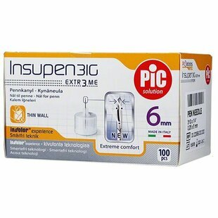 Игла Pic solution Insupen 31G 6mm 31G