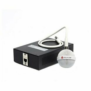 Конференц-микрофон Polycom HDX Ceiling Microphone Extension Kit White 2200-23810-002