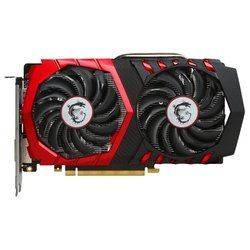 MSI GeForce GTX 1050 Ti 1379Mhz PCI-E 3.0 4096Mb 7108Mhz 128 bit DVI HDMI HDCP GAMING X RTL