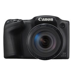 Canon PowerShot SX430 IS (черный)